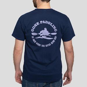 Gone Paddling 3 T-Shirt