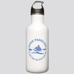 Gone Paddling 3 Water Bottle