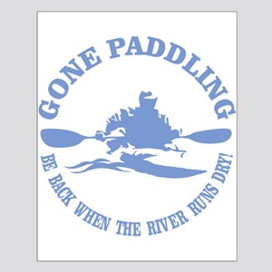 Gone Paddling 3 Posters