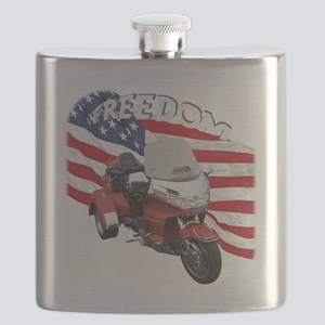 AB08 C-2K FREE RED Flask