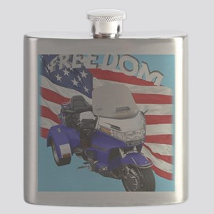 AB08 C-MOUSE FREE BLUE Flask
