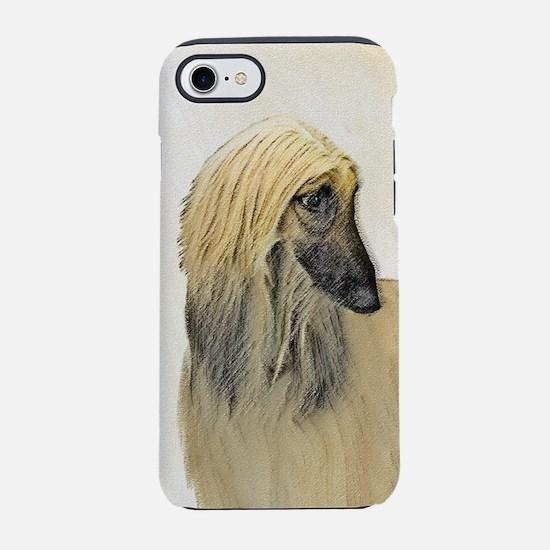 Afghan Hound iPhone 7 Tough Case