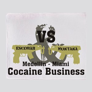 Escobar VS Montana Throw Blanket
