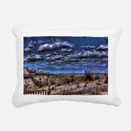 In the Distance Rectangular Canvas Pillow