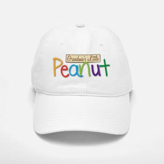 Grandmas Peanut Baseball Baseball Cap