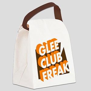 Glee-Club-Freak Canvas Lunch Bag
