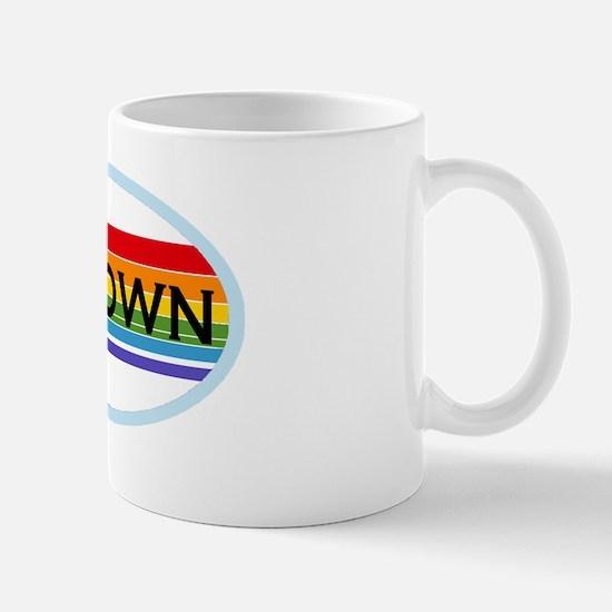 ptown-sticker Mug