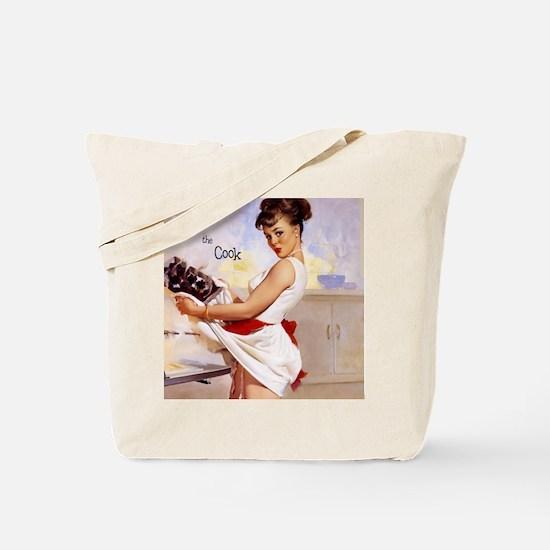 apron1 Tote Bag