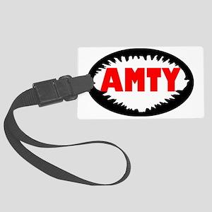 Amity Large Luggage Tag