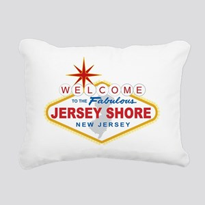 VEGAS_01 Rectangular Canvas Pillow