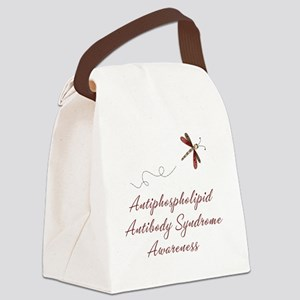 APS Awareness Canvas Lunch Bag
