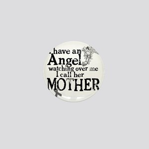 7-mother angel Mini Button