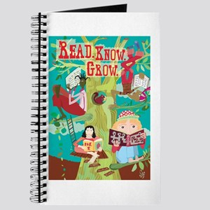 Read Know Grow Tree Journal