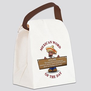 MWOD-Daycare Canvas Lunch Bag