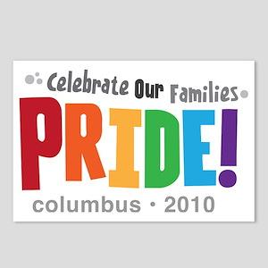 pride2010landscape_large Postcards (Package of 8)
