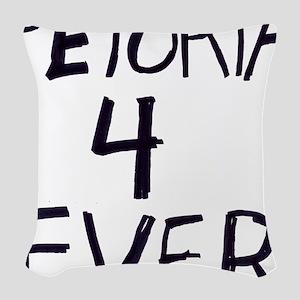 petoria Woven Throw Pillow