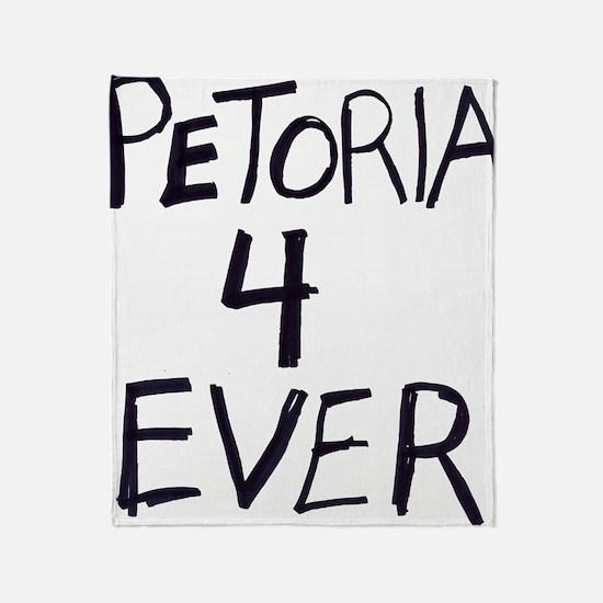 petoria Throw Blanket