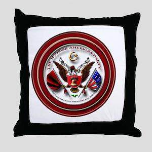 Map Logo1 Throw Pillow