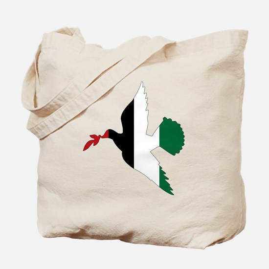 Peace in Palestine Tote Bag