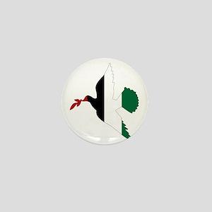 Peace in Palestine Mini Button