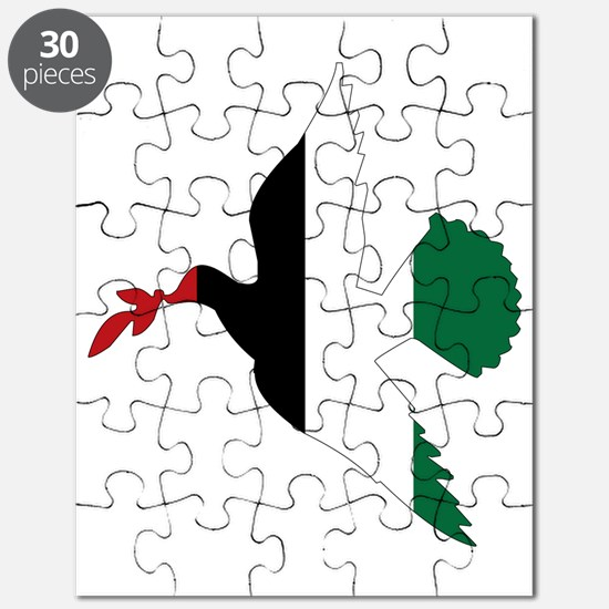 Peace in Palestine Puzzle