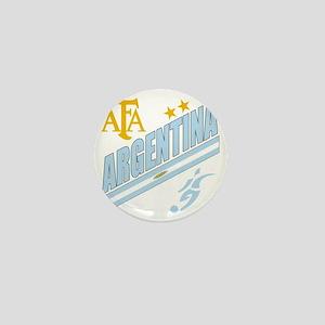 argentina a Mini Button