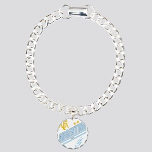 argentina a Charm Bracelet, One Charm