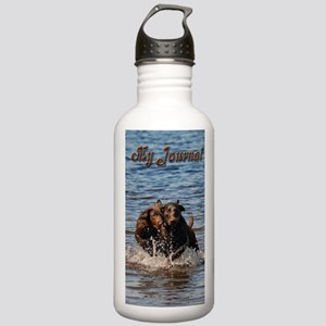 5x8_journal 2 Stainless Water Bottle 1.0L