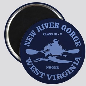 New River Gorge (kayak) Magnets