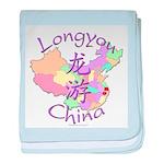 Longyou China baby blanket