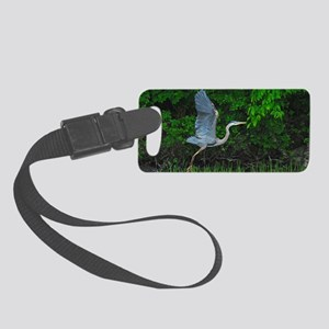 14x6_print Small Luggage Tag