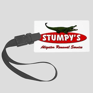 STUMPYSpp Large Luggage Tag