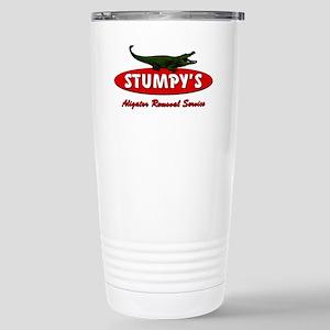 STUMPYSpp Stainless Steel Travel Mug