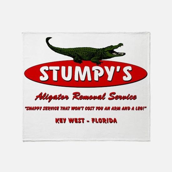 STUMPYS Throw Blanket