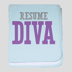 Resume DIVA baby blanket