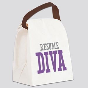 Resume DIVA Canvas Lunch Bag