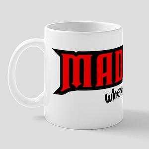 madRed Mug