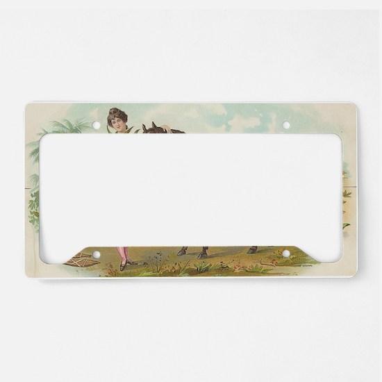 0117 0117 CIGANIMALSONE117 License Plate Holder
