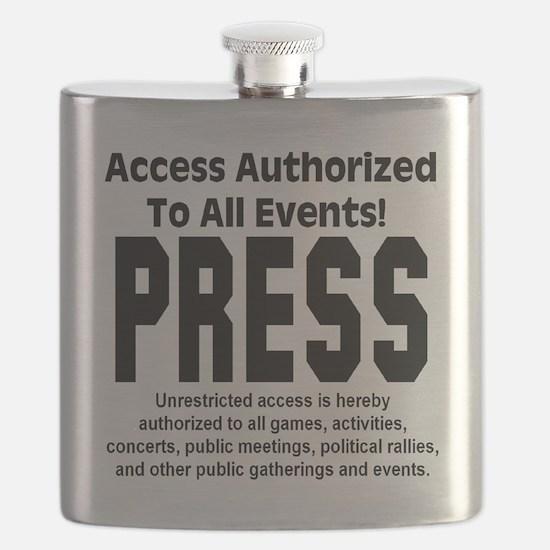 press_pass Flask