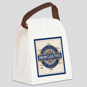 2518 2518 CIGMISC-N-Z-123 Canvas Lunch Bag