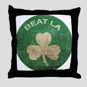 BeatLA1 Throw Pillow