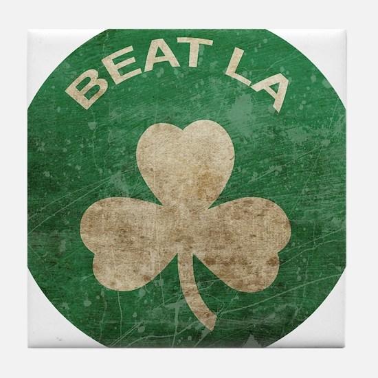 BeatLA1 Tile Coaster