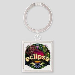 twilight eclipse by twibaby Square Keychain