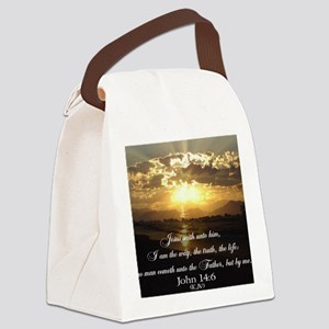 John146 Canvas Lunch Bag