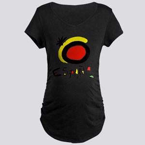 espana Maternity Dark T-Shirt