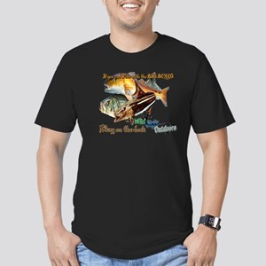 Fishin with the Big Dogs T-Shirt