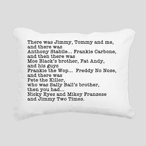 Quote Rectangular Canvas Pillow