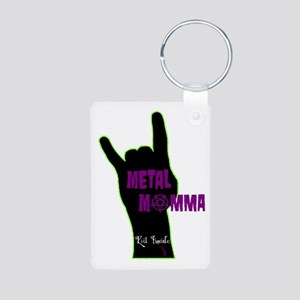 Evilinside Aluminum Photo Keychain