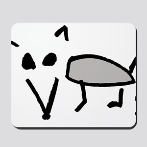 poopvarmit Mousepad
