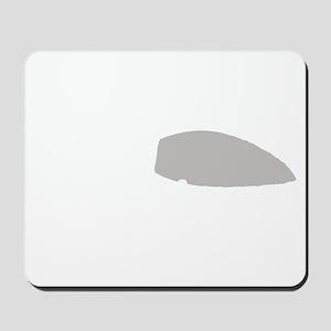 frontWHT Mousepad